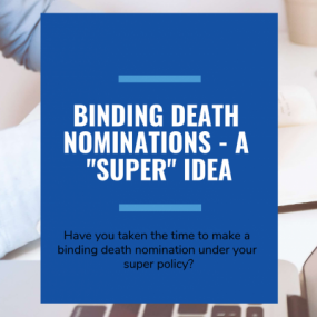 Binding Death Nominations - A